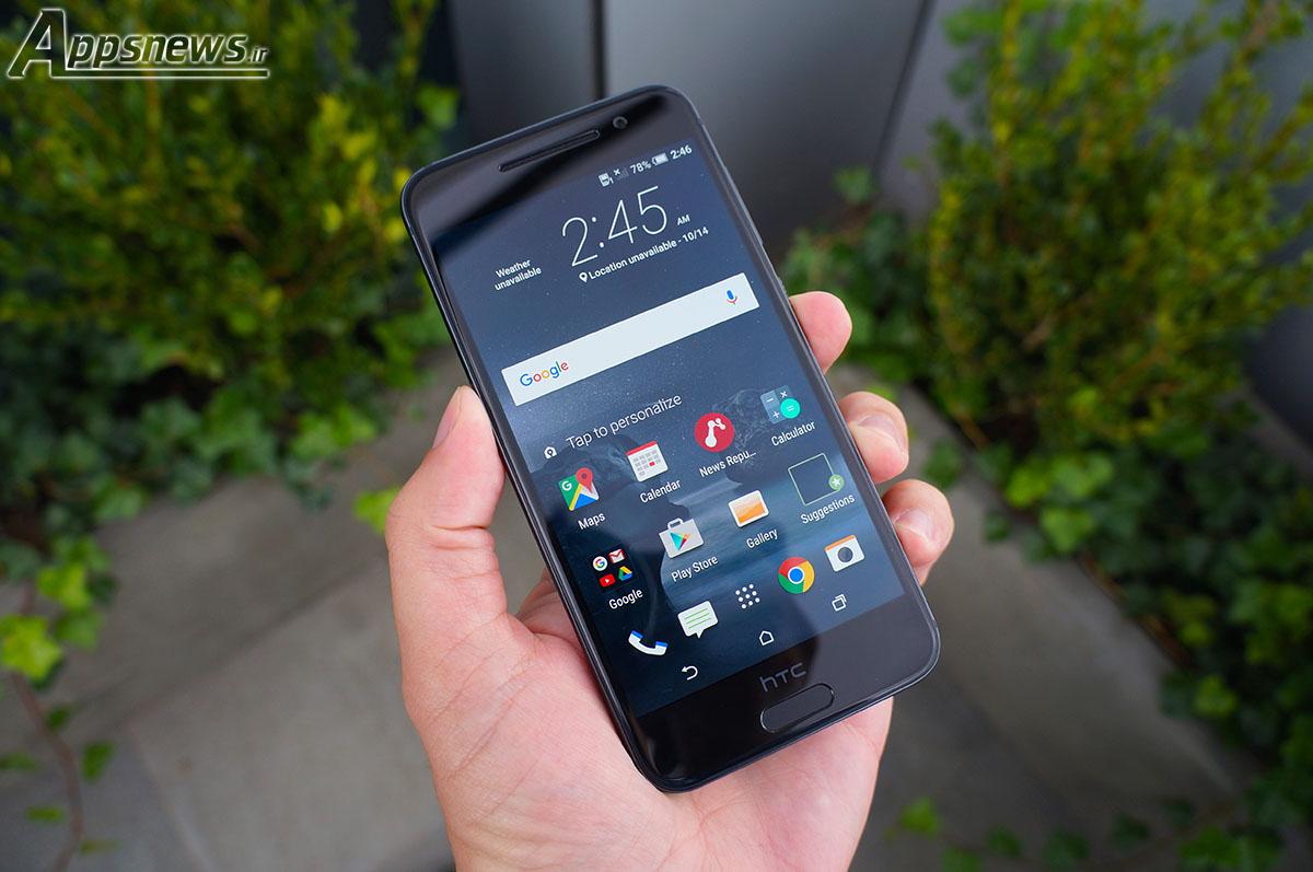 آپدیت اندروید 7 نوقا برای HTC One A9 عرضه شد