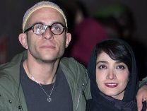 عکسهای جدید بابک حمیدیان و همسرش