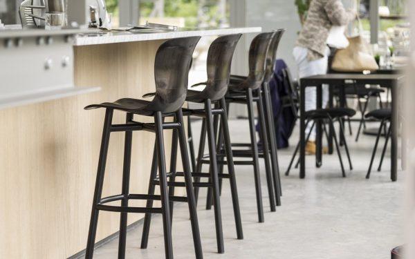 طرح صندلی برای اوپن آشپزخانه