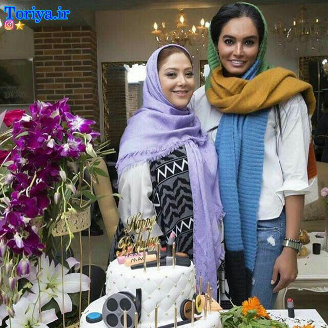 عکس جشن تولد مریم سلطانی