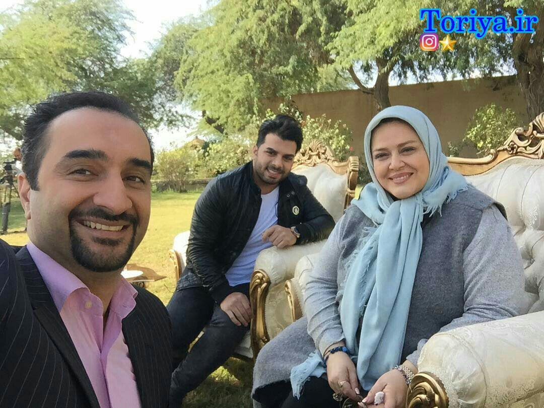 بهاره رهنما در برنامه صبح خلیج فارس