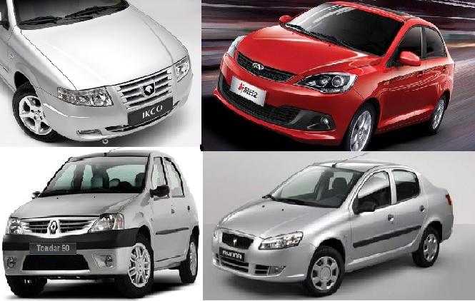 تا 50 میلیون تومان چه ماشینی بخرم؟
