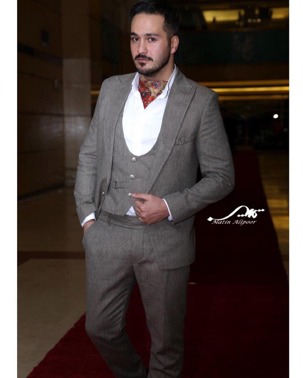 miladkeymaram 35 th the fajr film festival