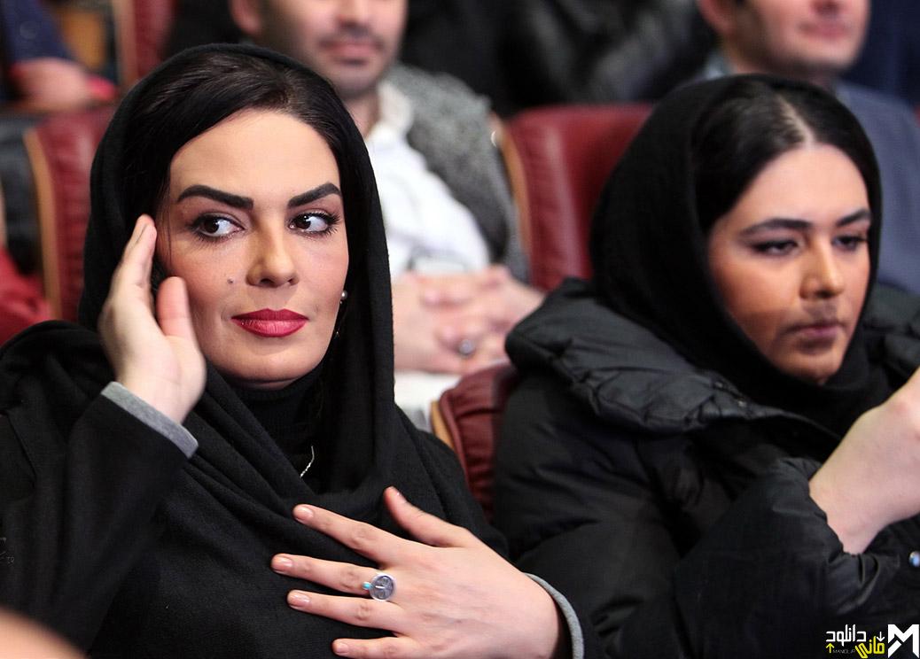 سارا خوئینی ها در افتتاحیه جشنواره 35 فیلم فجر