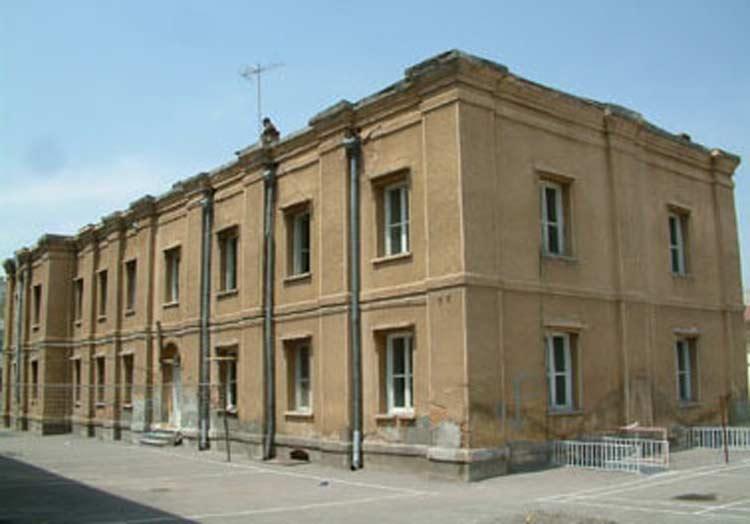 مدرسه توحید تبریز