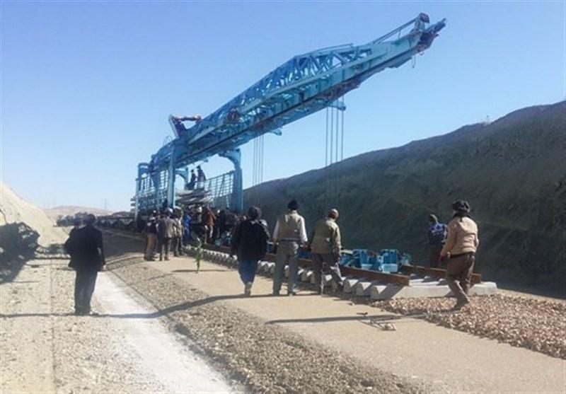 ساخت راه آهن غرب