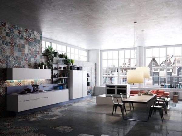 آشپزخانه هایی با سبک صنعتی