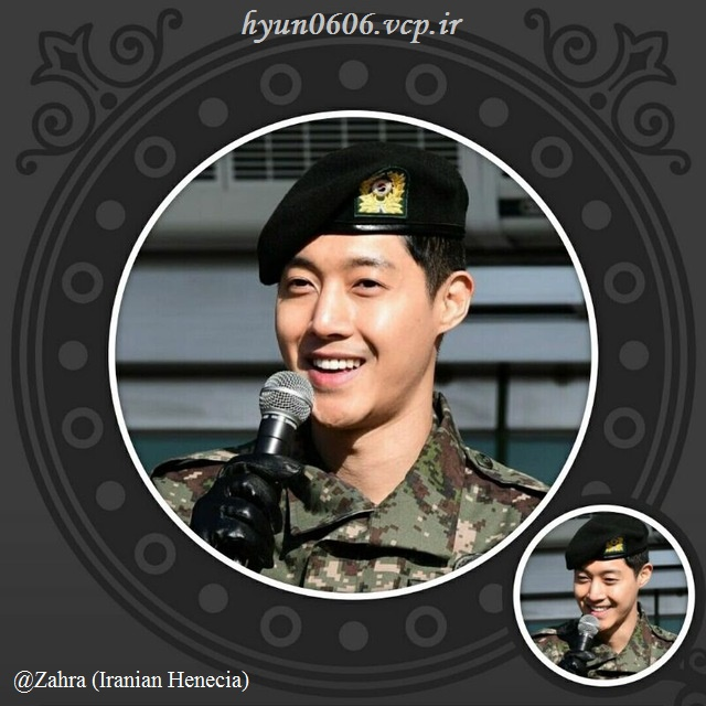 Fanart of KHJ Military Discharge