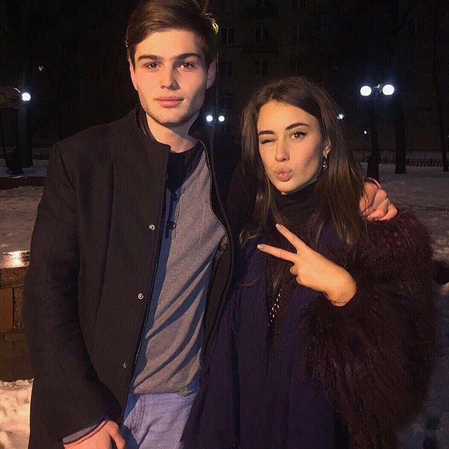 دائور تارکیل زیباترین دانش آموز پسر روسیه