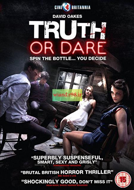 دانلود فيلم Truth or Die 2012