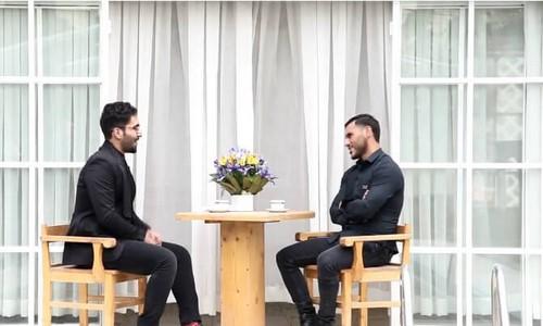 دانلود کامل گفتگو با آرمین زارعی ۲afm