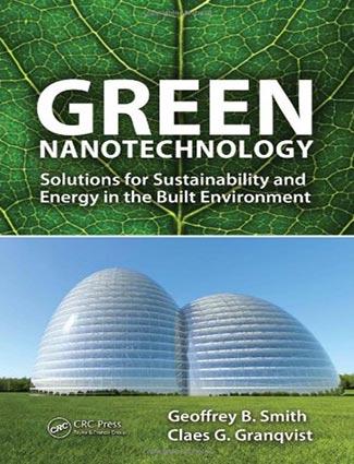 دانلود کتاب فنآوری نانو سبز؛ راهحل توسعه پایدار و انرژی در محیط زیست