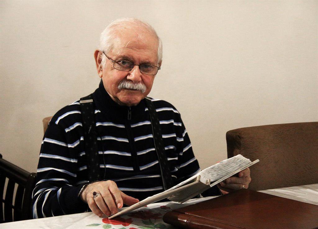 ناصر مسعودی تحت عمل جراحی قرار گرفت / جراحی موفقیت آمیز بلبل گیلان