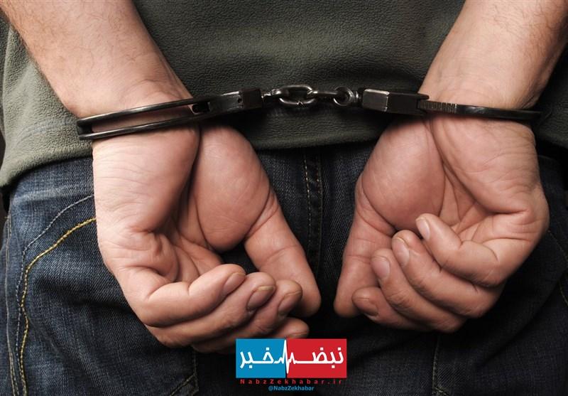 دستگیری قاتل ۳۲ ساله در بندر انزلی / او ۷ روز مخفی شده بود!