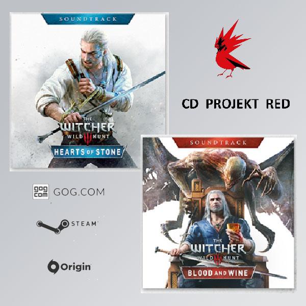 دانلود موسیقی متن ویچر dlc های Hearts of Stone و Blood And Wine از بازی Witcher 3