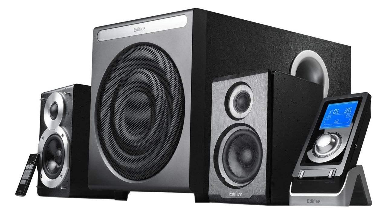 Edifier S530D Home Series 2.1 Sound System edifier s530d home series 2.1 sound system Edifier S530D Home Series 2.1 Sound System Edifier S530D Home Series 2 1 Sound System