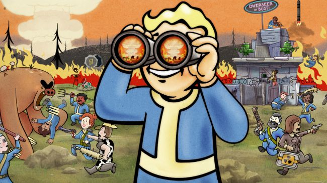 Fallout 76 players are reportedly losing items to the Scrapbox in the premium Fallout 1st subscription