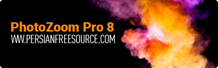 دانلود نرم افزار افزایش سایز و کیفیت تصاویر | Benvista PhotoZoom Pro.8.0.4