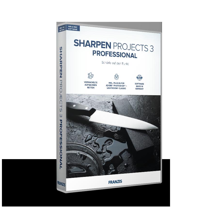 دانلود پلاگین SHARPEN Projects 3 Professional برای فتوشاپ