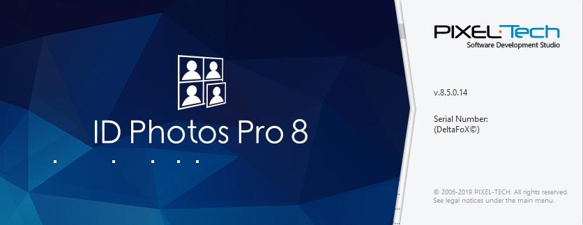 نرم افزار ساخت عکس پرسنلی و گذرنامه ID PHOTOS PRO 8
