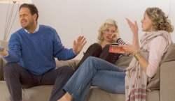 وقتي همسرم به خانواده من بي احترامي مي کند چه کنم؟