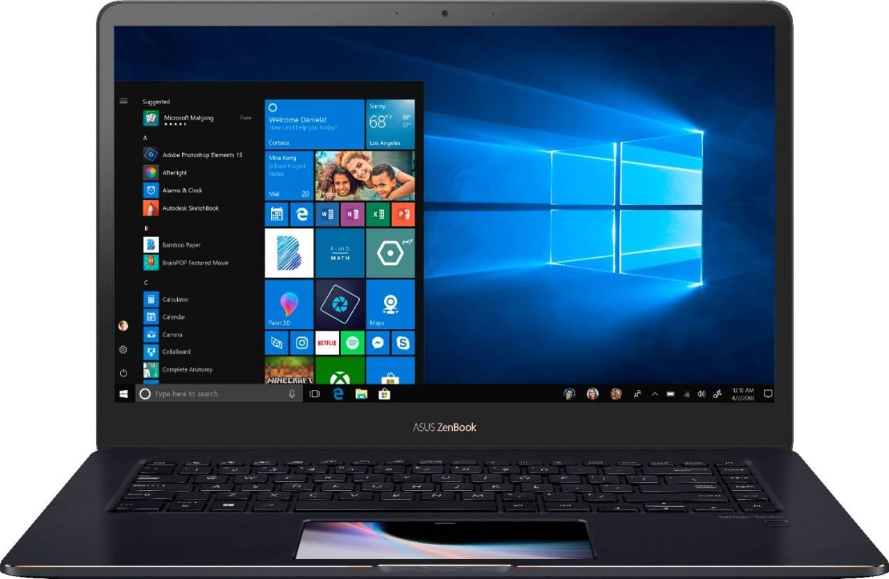 لپ تاپ استوک ایسوس مدل ASUS UX580GE-XB74T