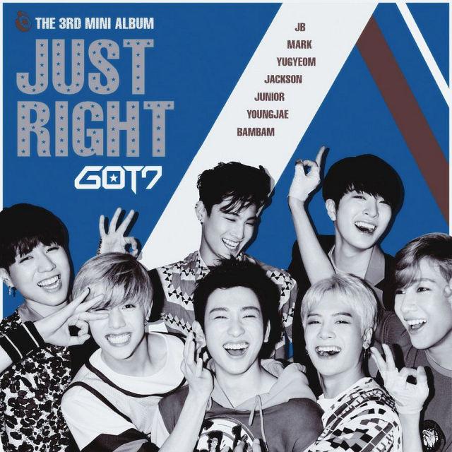 Got7 Just Right دانلود آهنگ Just Right از گات سون Got7 (با کیفیت اصلی و متن)