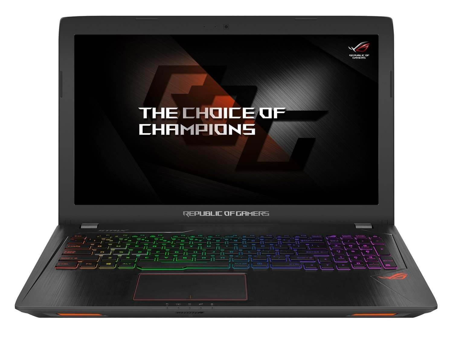 لپ تاپ استوک ایسوس مدل ASUS Rog Strix GL553VD با مشخصات i7-7th-8GB-128GB-SSD-1TB-HDD-2GB-intel-HD-630-4GB GTX 1050 Tilaptop-stock-asus-model-ROG-STRIX-GL553VD-i7-8GB-128GB-SSD-1TB-HDD-4GB-1050Ti