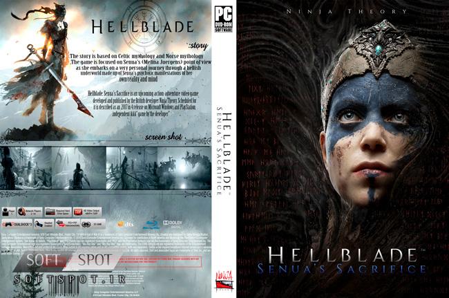 Hellblade Senuas Sacrifice Cover