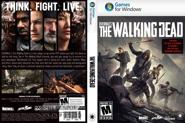 OVERKILLs The Walking Dead Cover