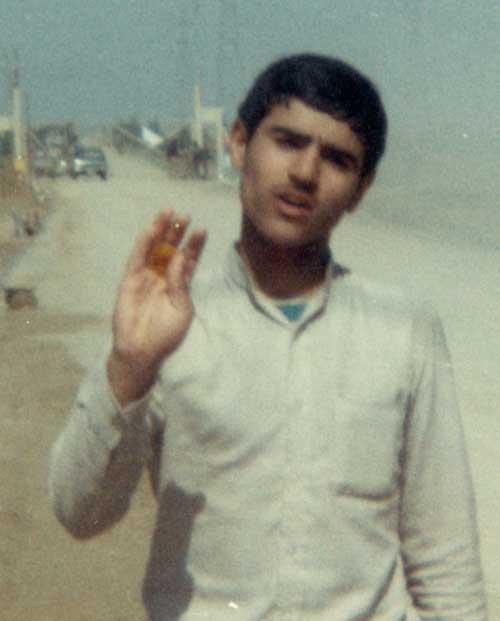 کلام شهیدابراهیمی-محمدرضا