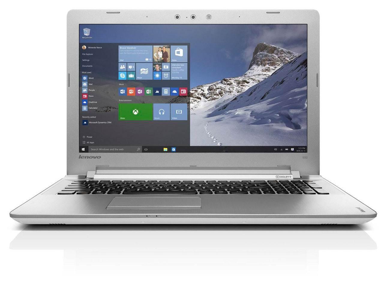 لنوو / لپ تاپ استوک لنوو مدل Lenovo ideapad 500