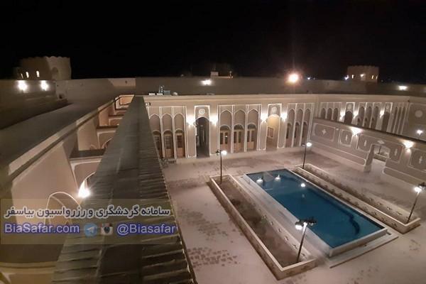 هتل سنتی قلعه وزیر