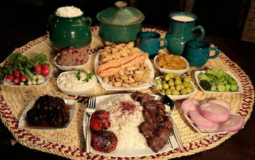 شمارش معکوس برای عنوان «رشت، شهر خلاق خوراک در یونسکو»