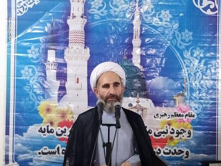 تمدن نوین اسلامی در سایه وحدت و همدلی شکل می گیرد