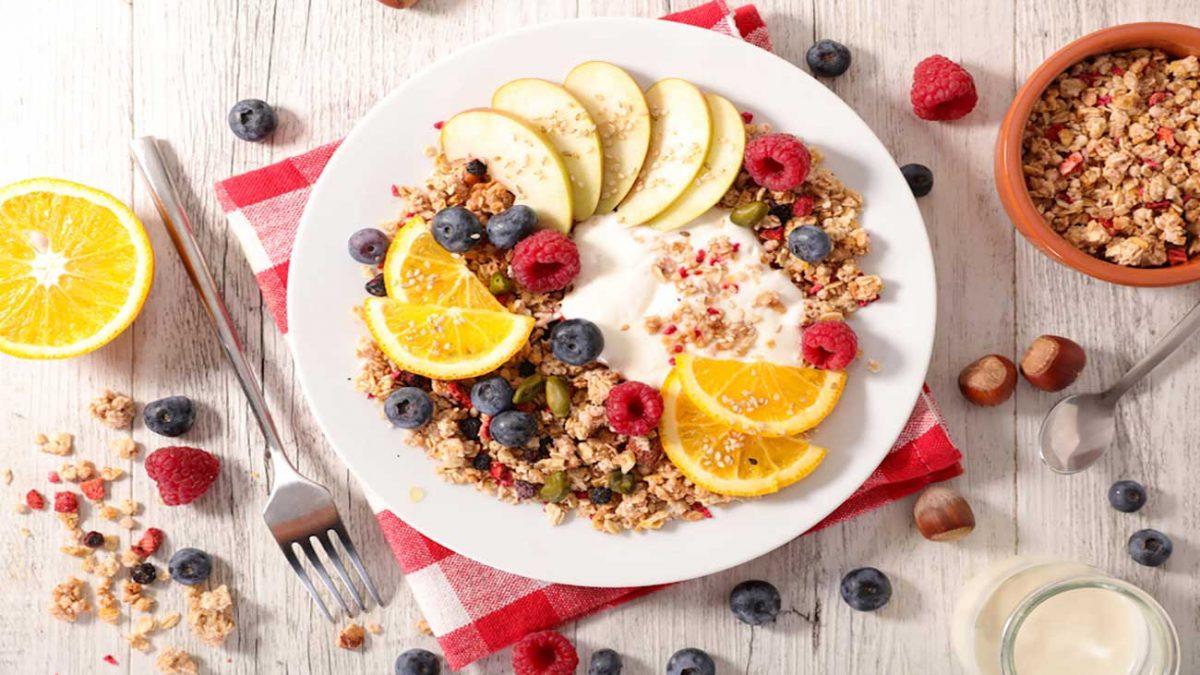 ۵ صبحانه رژیمی و مقوی که در مورد وزنتان معجزه میکند