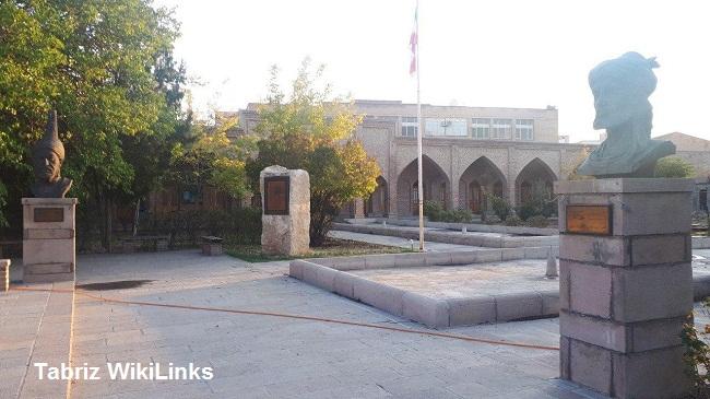 باغ تاریخی تبریز