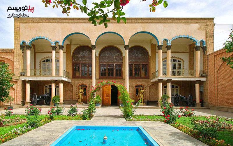 خانه مشروطه تبريز