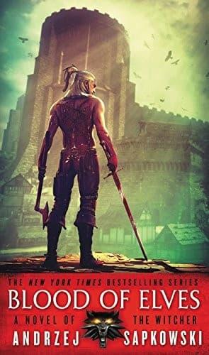 Witcher blood of elves دانلود مجموعه کتابهای ویچر