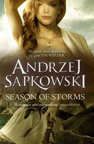 Witcher season of storms دانلود مجموعه کتابهای ویچر