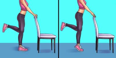 پنج تمرین ورزشی خانگی