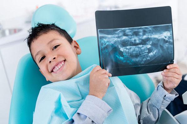 عکس پرتوی ایکس دندانپزشکی