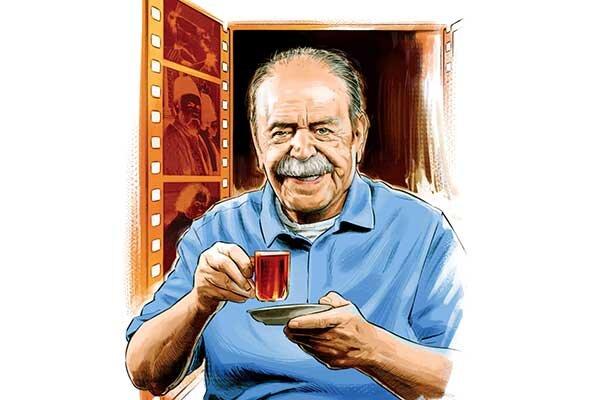 همه چیز درباره احوال این روزهای پدرسالار سینما و تلویزیون ایران