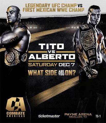 دانلود رویداد ام ام ای:  Combate 51 - Hidalgo-تک مبارزه ی تیتو اورتیز