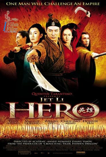 دانلود دوبله فارسی فیلم Hero 2002