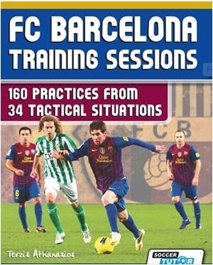 خرید کتاب 160 تمرین بارسلونا در 34 موقعیت تاکتیکی