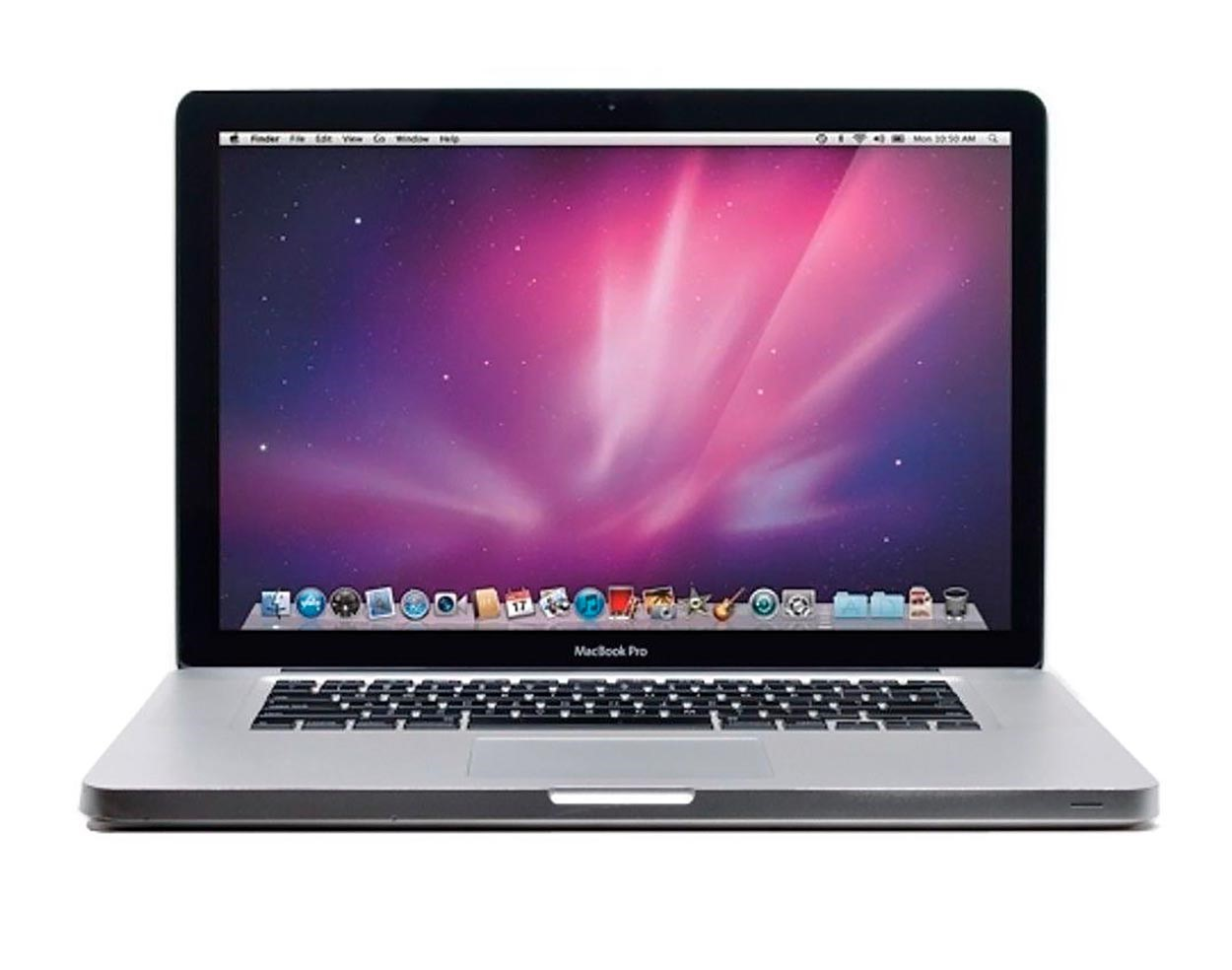 لپ تاپ استوک اپل مدل Apple MacBook Pro 2009 با مشخصات Core 2 DUO-8GB-500GB HDD-2GB Nvidia Geforce 9400Mlaptop-stock-Apple-model-MacBook-Pro-2009-Core-2-DUO-8GB-500GB-HDD-2GB-Nvidia-Geforce-9400M