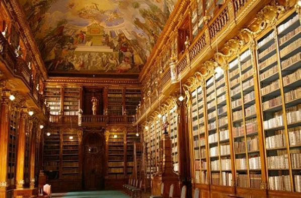 کتابخانه های بزرگ دنیا