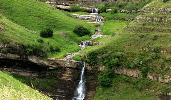 اردبیل سرزمین چشمههای بهشتی