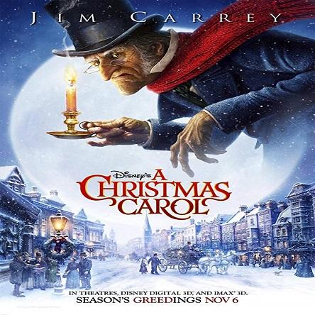 دانلود انیمیشن آواز سال نو - A Christmas Carol 2009